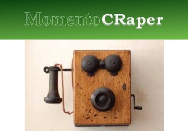 Momento CRaper - Inventores da Indústria - Alexander Graham Bell