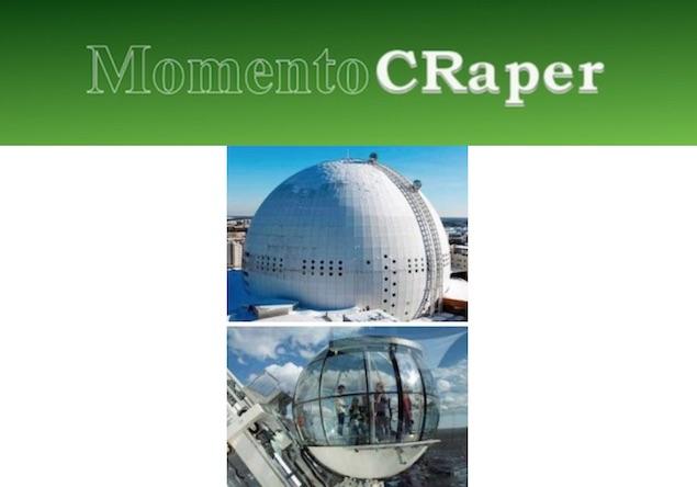 Momento CRaper  - Elevadores Inusitados – I