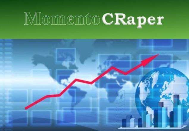 Momento CRaper - Retomada da economia. Pequena, mas contínua.