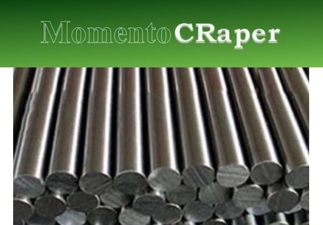 Momento CRaper - Você sabe qual a diferença entre um aço 1045 e um 4140?